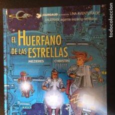 Cómics: VALERIAN 17 EL HUERFANO DE LAS ESTRELLAS MUY BUEN ESTADO. Lote 272278108