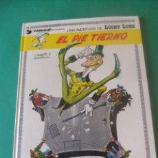 Comics: LAS AVENTURAS DE LUCKY LUKE Nº 4 EL PIE TIERNO GRIJALBO/DARGAUD 1982. Lote 272377568