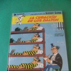 Comics: LAS AVENTURAS DE LUCKY LUKE Nº 5 LA CURACION DE LOS DALTON GRIJALBO/DARGAUD 1986. Lote 272380228