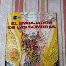 Cómics: VALERIAN AGENTE ESPACIO-TEMPORAL Nº 5 : EL EMBAJADOR DE LAS SOMBRAS; GRIJALBO/DARGAUD. Lote 272999548