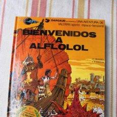 Cómics: VALERIAN AGENTE ESPACIO-TEMPORAL Nº 3 : BIENVENIDOS A ALFLOLOL; GRIJALBO/DARGAUD. Lote 272999698