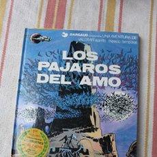 Cómics: VALERIAN AGENTE ESPACIO-TEMPORAL Nº 4 : LOS PAJAROS DEL AMO; GRIJALBO/DARGAUD. Lote 272999843