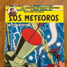 Cómics: LAS AVENTURAS DE BLAKE Y MORTIMER 5 - S.O.S. METEOROS - GRIJALBO. Lote 273081958