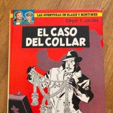 Cómics: LAS AVENTURAS DE BLAKE Y MORTIMER 7 - EL CASO DEL COLLAR - GRIJALBO. Lote 273082518