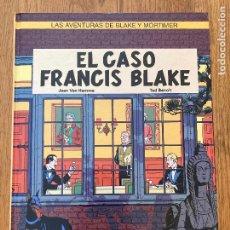 Cómics: LAS AVENTURAS DE BLAKE Y MORTIMER - EL CASO FRANCIS BLAKE - GRIJALBO. Lote 273086743