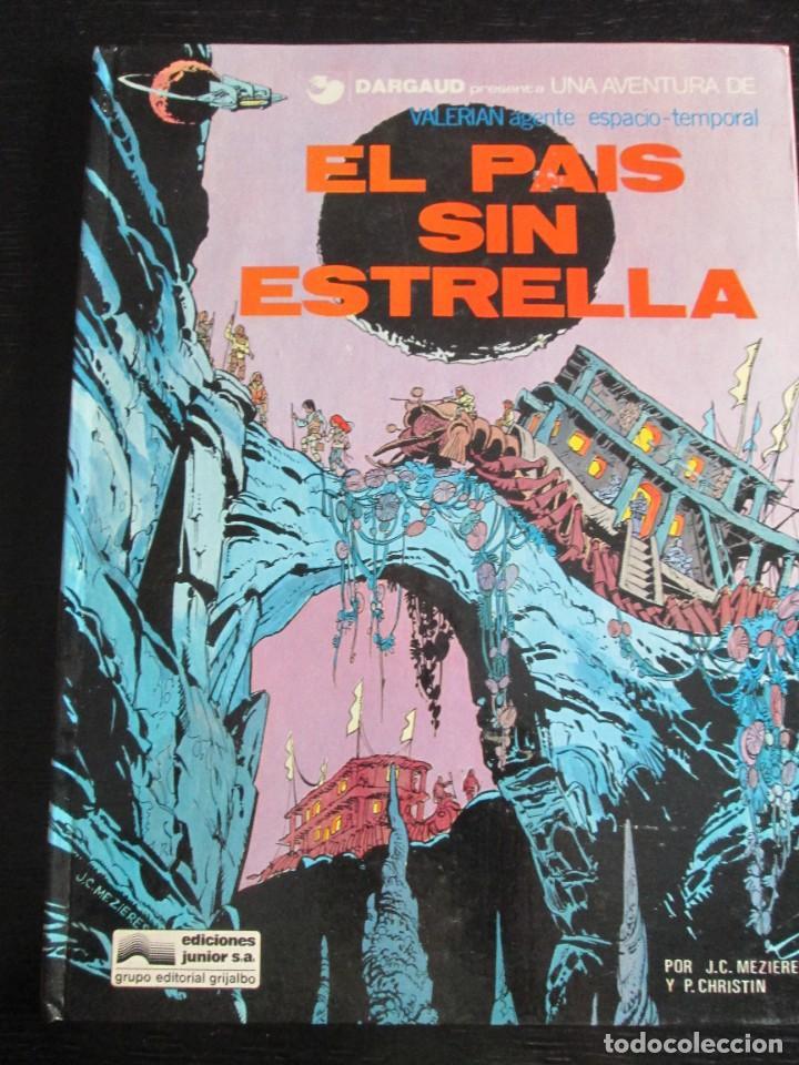 VALERIAN--EL PAIS SON ESTRELLA--CHRISTIN--MEZIERES (Tebeos y Comics - Grijalbo - Valerian)