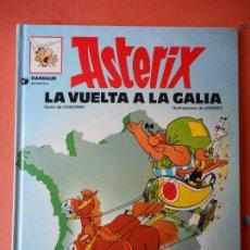 Fumetti: ASTERIX. LA VUELTA A LA GALIA. GUIÓN DE GOSCINNY. EDITORIAL GRIJALBO / DARGAUD.. Lote 273624163
