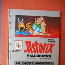 Fumetti: ASTERIX Y CLEOPATRA. GUIÓN DE GOSCINNY. EDITORIAL GRIJALBO / DARGAUD.. Lote 273624248