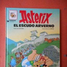 Fumetti: ASTERIX EL ESCUDO ARVERNO. GUIÓN DE GOSCINNY. EDITORIAL GRIJALBO / DARGAUD.. Lote 273624488
