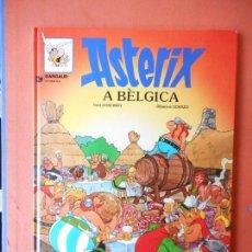 Cómics: ASTERIX A BÈLGICA. GUIÓN DE GOSCINNY. EDITORIAL GRIJALBO / DARGAUD.. Lote 273624673