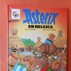 Fumetti: ASTERIX EN BELGICA. GUIÓN DE GOSCINNY. EDITORIAL GRIJALBO / DARGAUD.. Lote 273624803