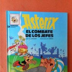 Fumetti: ASTERIX EL COMBATE DE LOS JEFES. GUIÓN DE GOSCINNY. EDITORIAL GRIJALBO / DARGAUD.. Lote 273624863