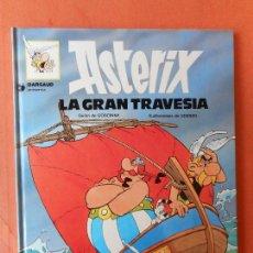 Fumetti: ASTERIX LA GRAN TRAVESÍA. GUIÓN DE GOSCINNY. EDITORIAL GRIJALBO / DARGAUD.. Lote 273625008