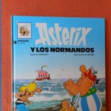 Fumetti: ASTERIX Y LOS NORMANDOS. GUIÓN DE GOSCINNY. EDITORIAL GRIJALBO / DARGAUD.. Lote 273625193