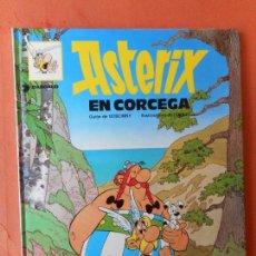 Fumetti: ASTERIX EN CORCEGA. GUIÓN DE GOSCINNY. EDITORIAL GRIJALBO / DARGAUD.. Lote 273625308