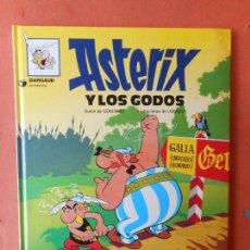 Fumetti: ASTERIX Y LOS GODOS. GUIÓN DE GOSCINNY. EDITORIAL GRIJALBO / DARGAUD.. Lote 273626068