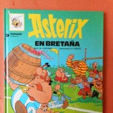 Fumetti: ASTERIX EN BRETAÑA. GUIÓN DE GOSCINNY. EDITORIAL GRIJALBO / DARGAUD.. Lote 273626178