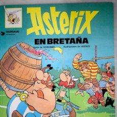 Cómics: ASTERIX EN BRETAÑA. GRIJALBO / DARGAUD. 1990. Lote 274673188