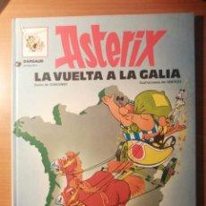 Cómics: ASTERIX LA VUELTA A LA GALIA. GRIJALBO/DARGAUD 1992. Lote 274676308
