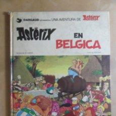 Comics: ASTERIX EN BELGICA - UDERZO / GOSCINNY - JUNIOR/GRIJALBO - 1979. Lote 274687108