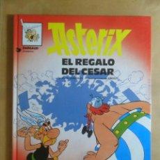 Fumetti: ASTERIX, EL REGALO DEL CESAR - UDERZO / GOSCINNY - GRIJALBO - 1974. Lote 274688028