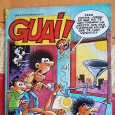 Fumetti: GUAI Nº 149 - REVISTA DE HUMOR - EDICIONES JUNIOR / TEBEOS S.A. -BE-. Lote 274689093