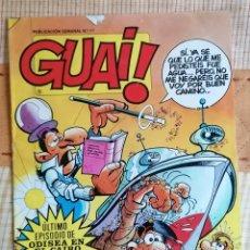 Fumetti: GUAI Nº 147 - REVISTA DE HUMOR - EDICIONES JUNIOR / TEBEOS S.A. -BE-. Lote 274690128