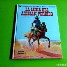 Cómics: TENIENTE BLUEBERRY Nº 1. LA MINA DEL ALEMAN PERDIDO-1ª EDICION 1972 -EXCELENTE ESTADO. Lote 274774163