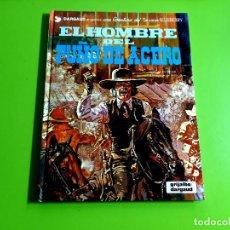 Cómics: TENIENTE BLUEBERRY Nº 4 -1ª EDICION 1970 -EXCELENTE ESTADO. Lote 274776858