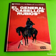 Cómics: TENIENTE BLUEBERRY Nº 6 -1ª EDICION 1971 -EXCELENTE ESTADO. Lote 274777538