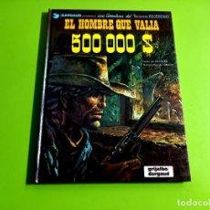 Cómics: TENIENTE BLUEBERRY Nº 8 - 1980 -EXCELENTE ESTADO. Lote 274778358