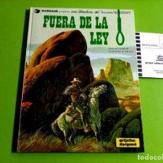 Cómics: TENIENTE BLUEBERRY Nº 10 - 1980 -EXCELENTE ESTADO. Lote 274779193