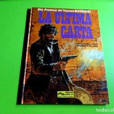 Cómics: TENIENTE BLUEBERRY Nº 24 - 1984 -EXCELENTE ESTADO. Lote 274784178