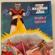 Cómics: CÓMIC MAZINGER Z Nº 3 'AFRODITA A' CAPTURADA EDICIONES JUNIOR, S.A. 1978 GRUPO EDITORIAL GRIJALBO. Lote 274906203
