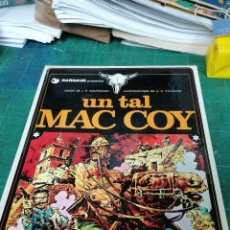 Fumetti: UN TAL MAC COY. Lote 275056448