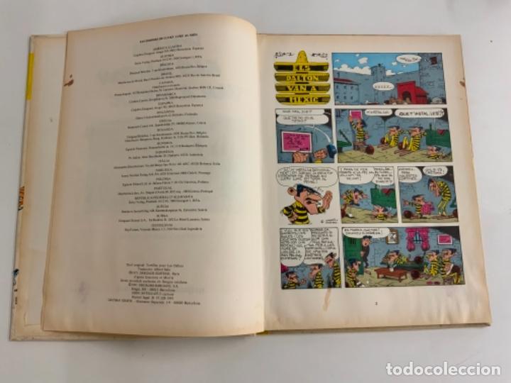 Cómics: Precioso comic de LUCKY LUKE: ELS DALTON VN A MÈXIC - En català. Num 8. Grijalbo Dargaud - Foto 4 - 275063593