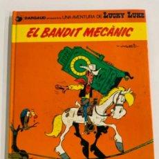 Cómics: PRECIOSO COMIC DE LUCKY LUKE: EL BANDIT MECÀNIC - EN CATALÀ. NUM 20. GRIJALBO DARGAUD. Lote 275064303