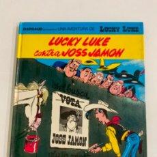 Cómics: PRECIOSO COMIC DE LUCKY LUKE: LUCKY LUKE CONTRA JOSS JAMON - EN CATALÀ. NUM 46. GRIJALBO DARGAUD. Lote 275064838