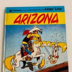 Cómics: PRECIOSO COMIC DE LUCKY LUKE: ARIZONA - EN CATALÀ. NUM 51. GRIJALBO DARGAUD. Lote 275065533