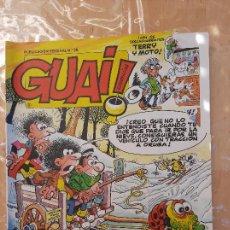 Cómics: GUAI N-38 GRUPO EDITORIAL GRIJALBO. Lote 275157018