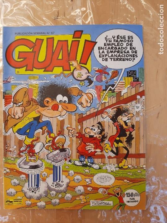 GUAI N-67 GRUPO EDITORIAL GRIJALBO (Tebeos y Comics - Grijalbo - Otros)