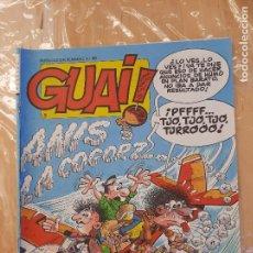 Cómics: GUAI N-49 GRUPO EDITORIAL GRIJALBO. Lote 275159728