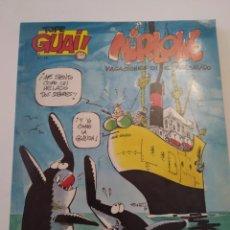 Fumetti: CÓMIC TOPE GUAI! MIRLOWE. VACACIONES EN EL MAR SALADO. 1987. MUY DIFÍCIL. OPORTUNIDAD!!!!. Lote 275322938