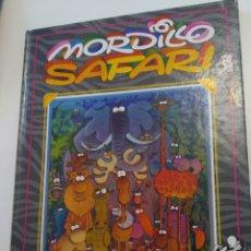 Fumetti: CÓMIC MORDILLO SAFARI. 1990. EDICIONES JUNIOR. GRIJALBO.. Lote 275323838