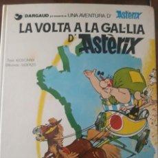 Cómics: LA VOLTA A LA GAL.LIA D'ASTERIX COMIC CATALÁN. Lote 275453768