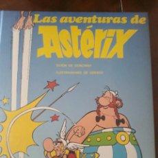 Cómics: LAS AVENTURAS DE ASTERIX TOMO 1 COMIC. Lote 275453938