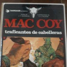 Cómics: MAC COY TRAFICANTES DE CABELLERAS COMIC. Lote 275454048
