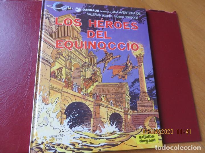 VALERIAN Nº 7 LOS HÉROES DEL EQUINOCCIO (GRIJALBO) (Tebeos y Comics - Grijalbo - Valerian)