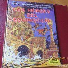 Cómics: VALERIAN Nº 7 LOS HÉROES DEL EQUINOCCIO (GRIJALBO). Lote 275484018