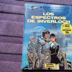 Fumetti: VALERIAN Nº 11 LOS ESPECTROS DE INVERLOCH (GRIJALBO) 1985. Lote 275484878